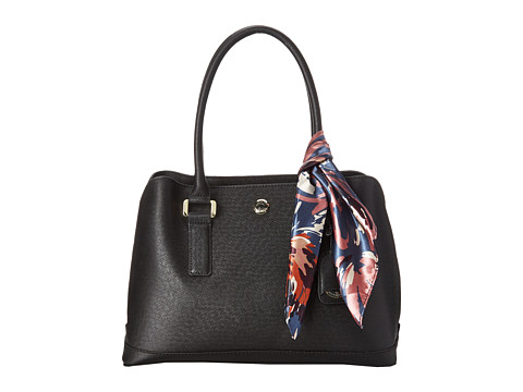 London Fog - Clara Dome (Black) Handbags