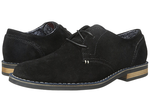 Original Penguin - Waylon (Black Suede) Men's Lace up casual Shoes