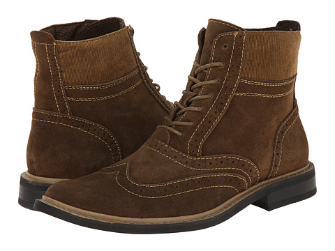 Original Penguin - Brogue WT Boot (Coffee Liqueur) Men's Boots