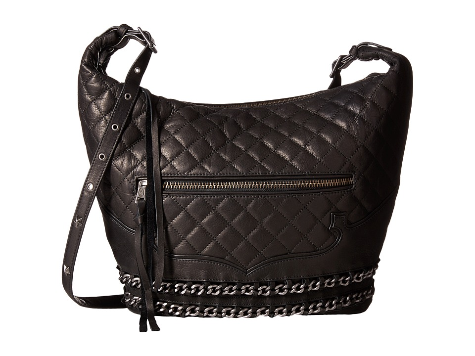 ASH - Iggy Hobo (Black) Handbags