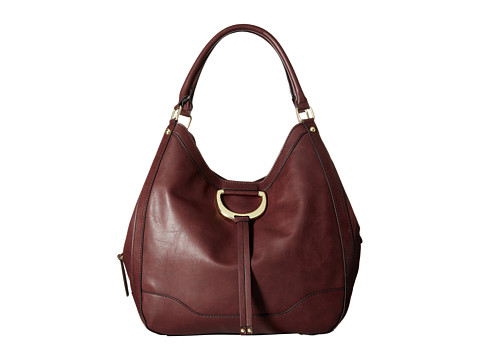 London Fog - Four Poster (Wine) Handbags