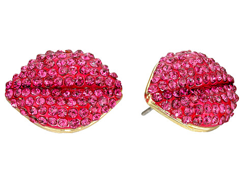 Betsey Johnson - Ocean Drive Earrings (Pink) Earring