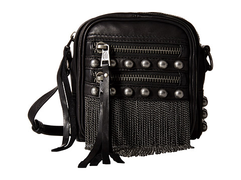 ASH - Moxy Crossbody (Black) Handbags