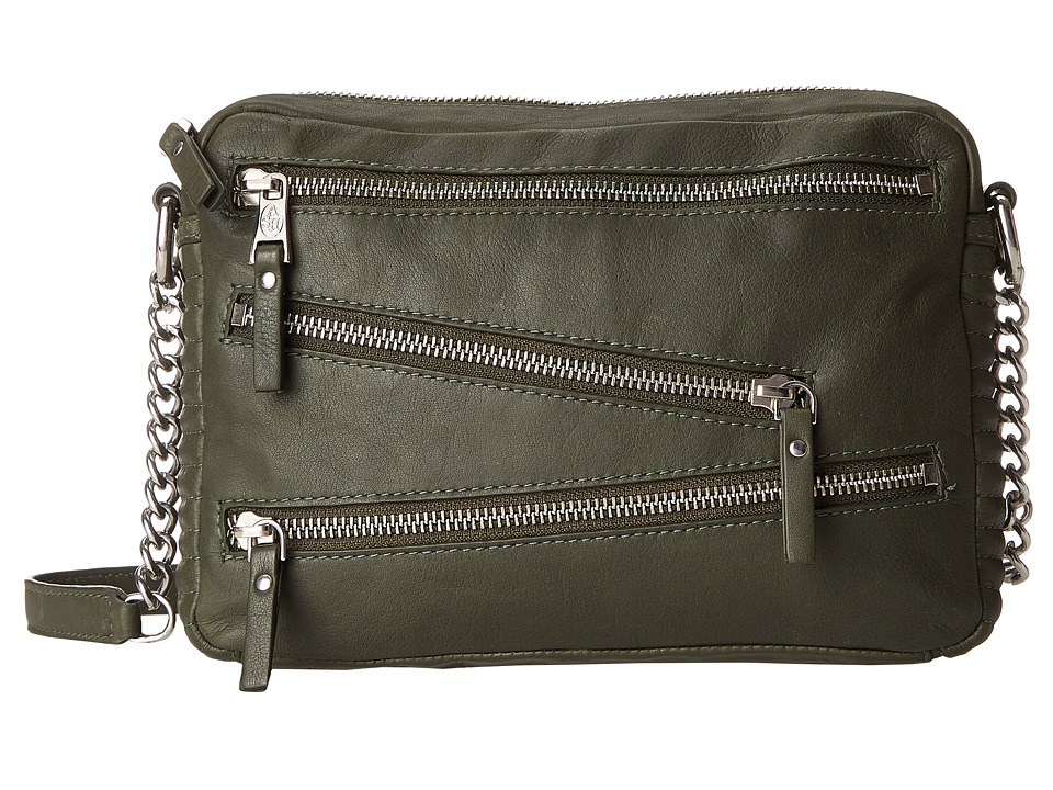 ASH - Angel Crossbody (Army Green) Handbags