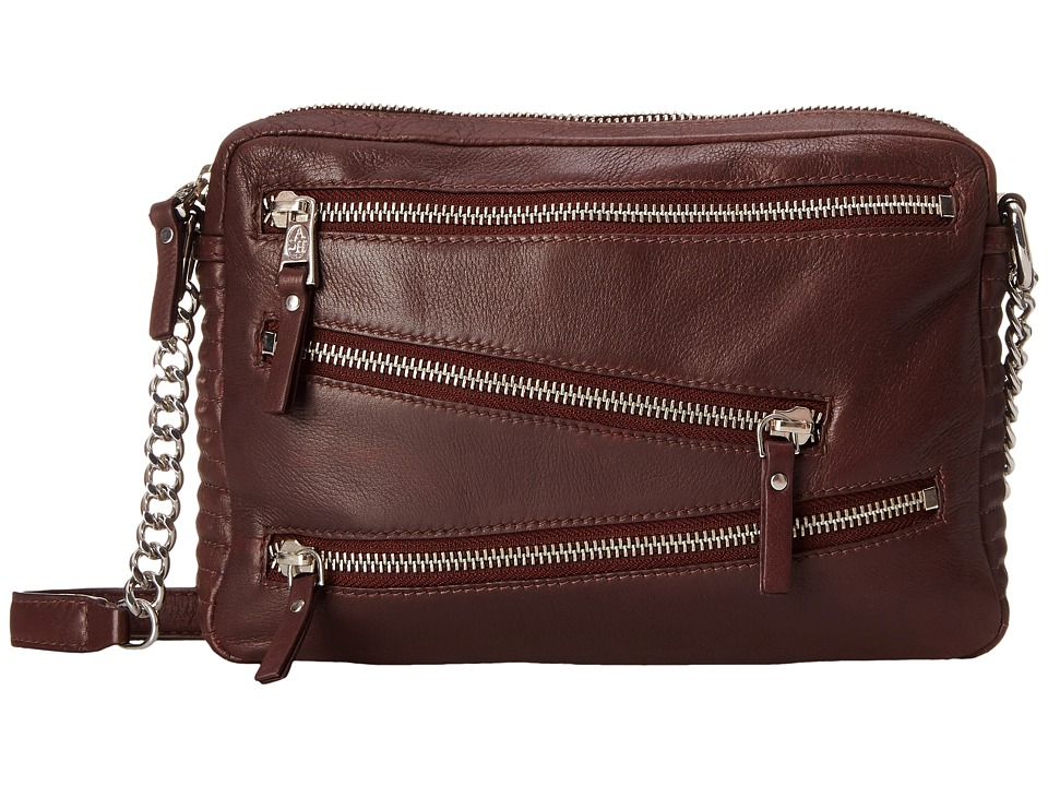 ASH - Angel Crossbody (Dark Wine) Handbags