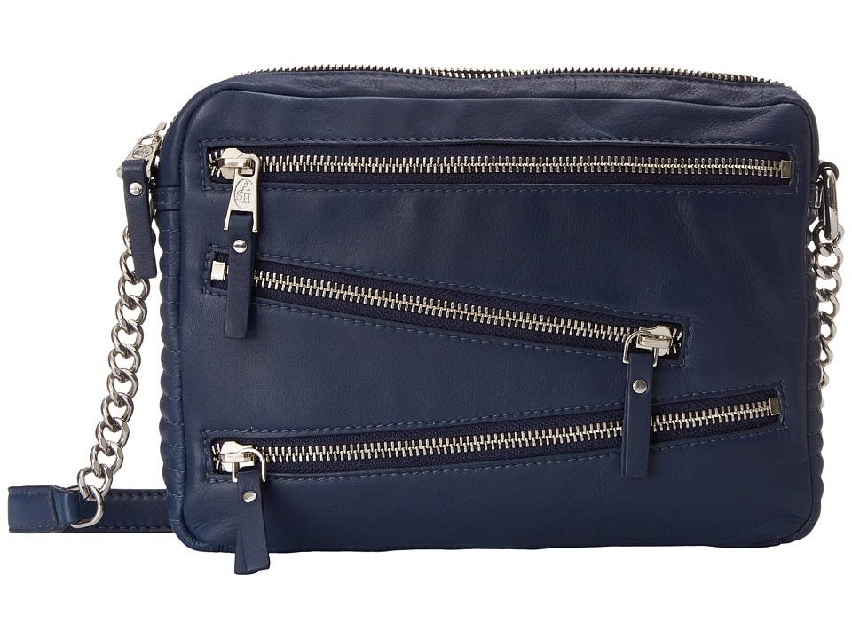 ASH - Angel Crossbody (Indigo) Handbags