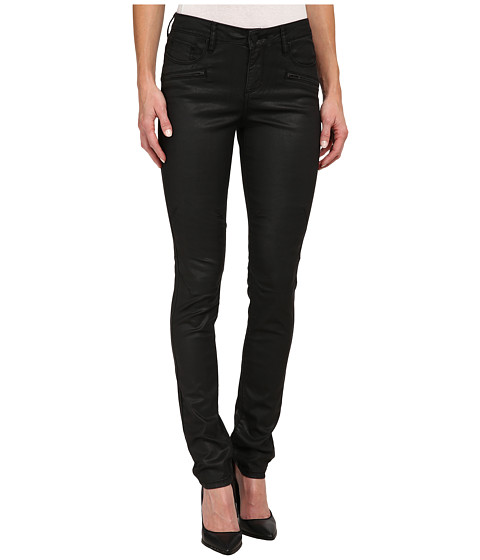 Christopher Blue - Maryse Slim Jeans in Black (Black) Women's Jeans