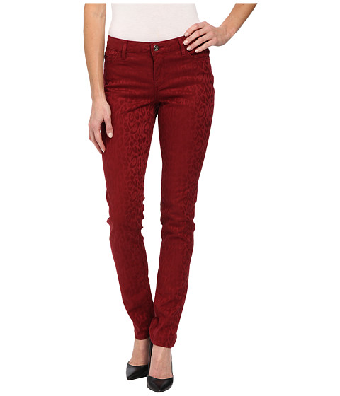 Christopher Blue - Sophia Skinny Jeans in Garnet (Garnet) Women