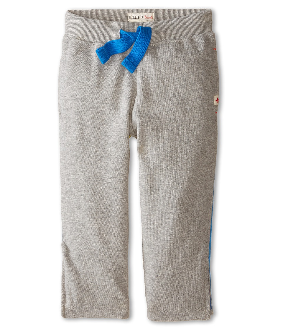 Hatley Kids - Track Pants - Athletic Melange (Toddler/Little Kids/Big Kids) (Grey) Boy