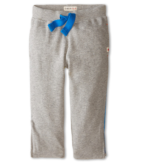 Hatley Kids - Track Pants - Athletic Melange (Toddler/Little Kids/Big Kids) (Grey) Boy's Casual Pants