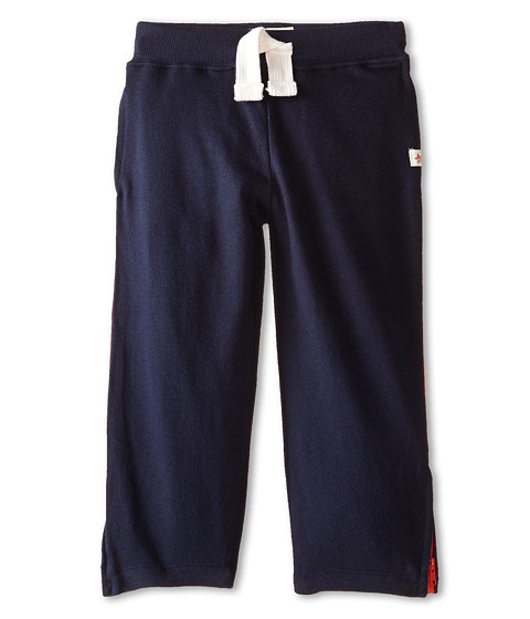 Hatley Kids - Track Pants - Dark Denims (Toddler/Little Kids/Big Kids) (Blue) Boy's Casual Pants