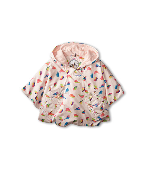 Oil & Water - Summercovey (Toddler/Little Kids/Big Kids) (Pink Rain) Girl's Coat