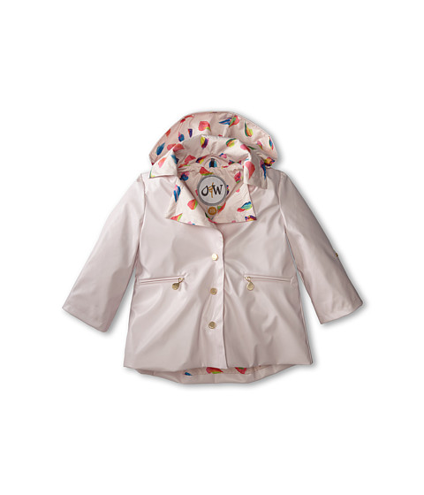 Oil & Water - Swing Coat (Toddler/Little Kids/Big Kids) (Pink Rain) Girl's Coat