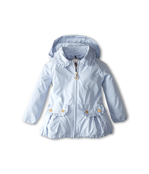 Oil & Water - Frills Windbreaker (Toddler/Little Kids/Big Kids) (Kentucky Blue) Girl's Coat