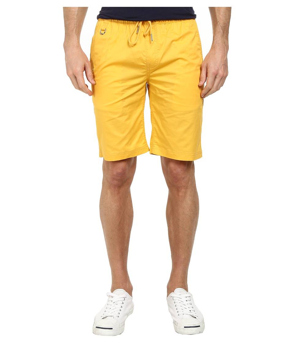 Publish - Hefner Shorts (Yellow) Men's Shorts