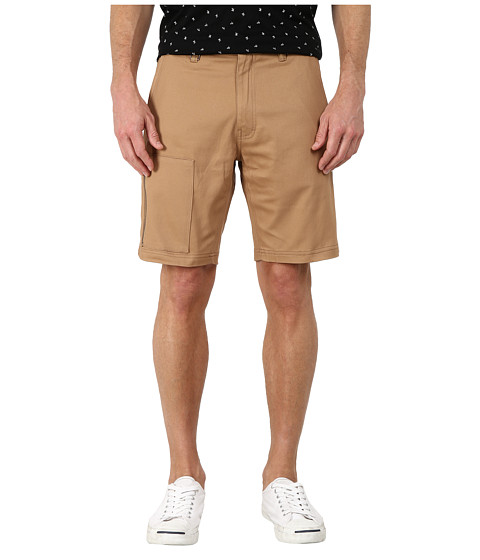 Publish - Carson Shorts (Khaki) Men's Shorts