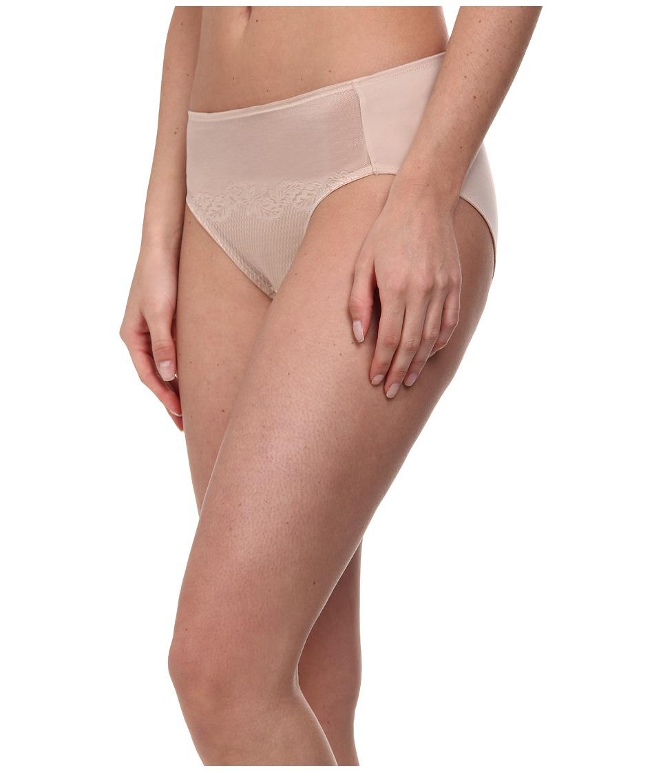 Natori - Smooth Scroll Bikini (Light Mocha) Women's Underwear