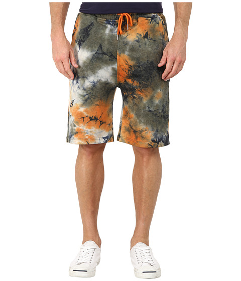 Publish - Rommel Shorts (Orange) Men's Shorts