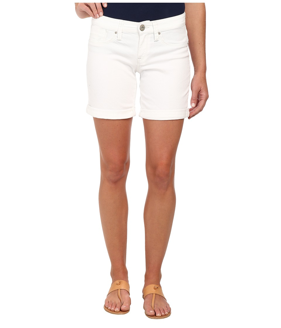 Mavi Jeans - Liana White Summer Short (White) Women