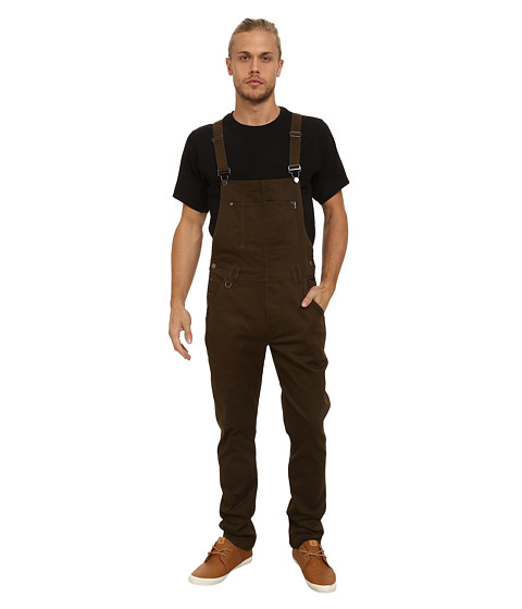 Publish - Sawyer Classic Overall Pants (Olive) Men