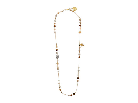 Chan Luu - 40 Necklace w/ Adjustable Clasp (Natural Mix) Necklace