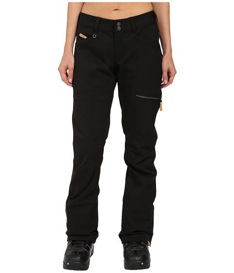 Roxy - Cabin Snow Pants (Anthracite) Women's Casual Pants