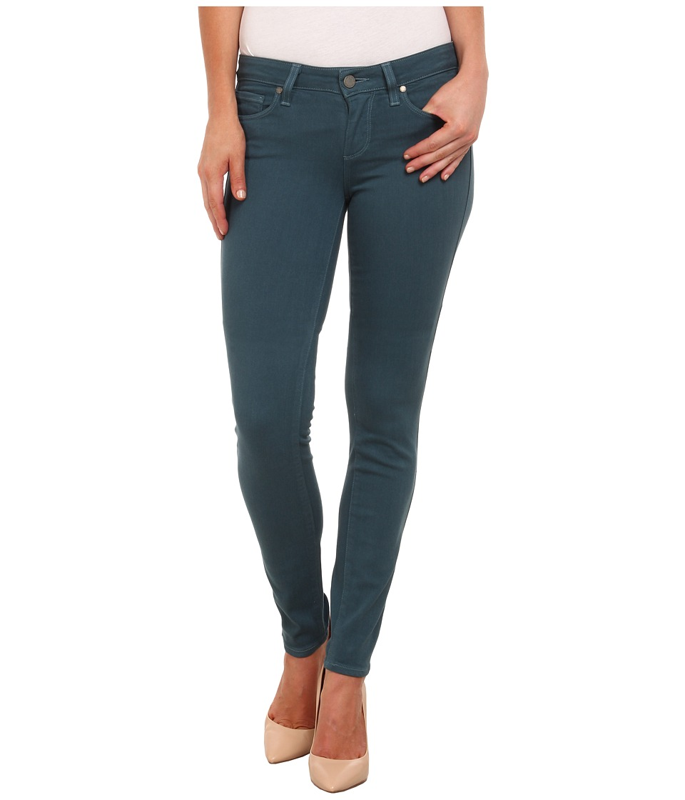 Paige - Verdugo Ultra Skinny in Faded Pine (Faded Pine) Women