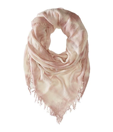 Chan Luu - Combo Stripe Tie-Dye Scarf (Sphinx Combo) Scarves