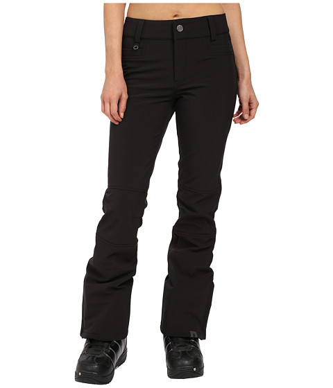 Roxy - Creek Snow Pants (Anthracite) Women's Casual Pants