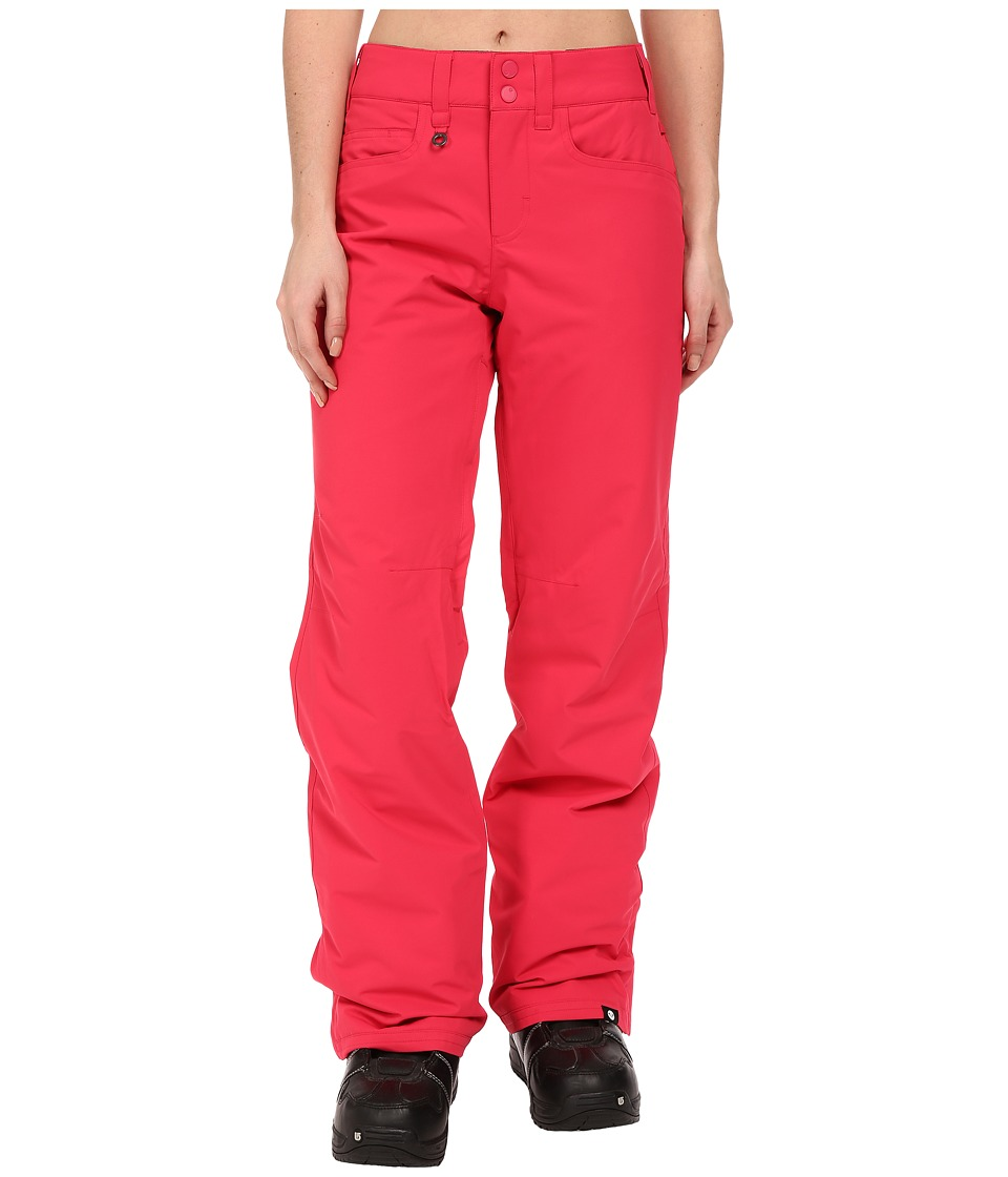 Roxy - Backyard Snow Pants (Azalea) Women's Casual Pants