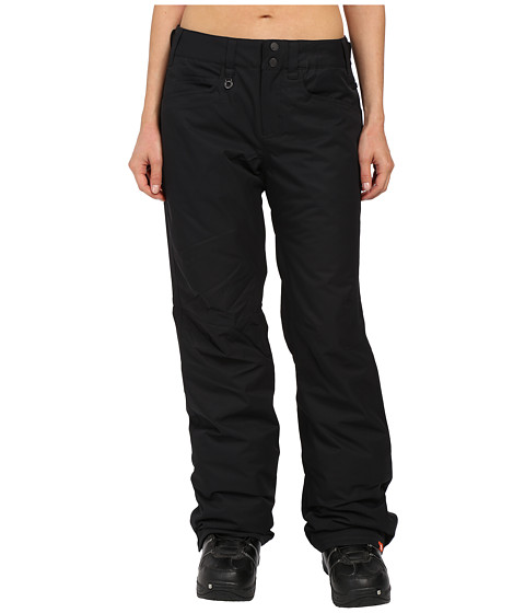 Roxy - Backyard Snow Pants (Anthracite) Women's Casual Pants