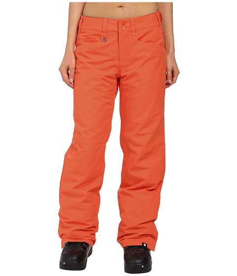 Roxy - Backyard Snow Pants (Nasturtium) Women