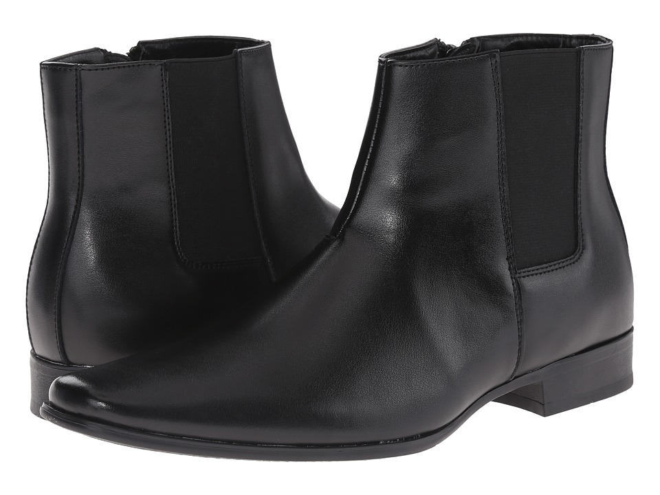 Calvin Klein - Brogan (Black) Men's Shoes