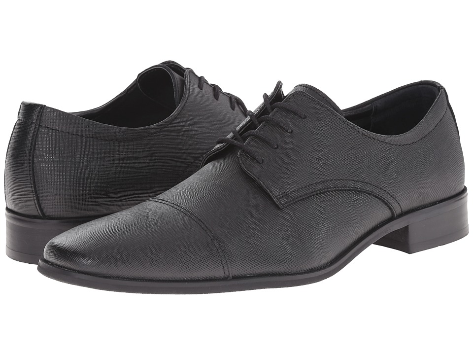 Calvin Klein - Gillis Weave (Black) Men's Shoes