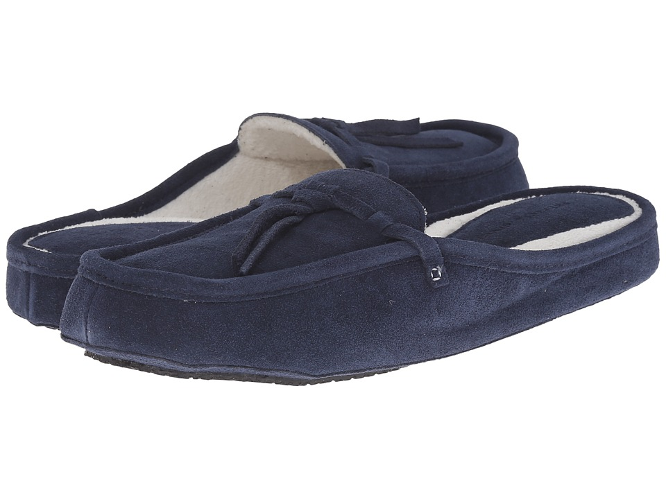 Patricia Green - Greenwich (Navy) Women's Slippers