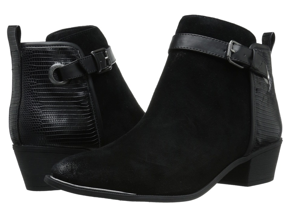 Circus by Sam Edelman - Harlow (Black Suede) Women's Shoes