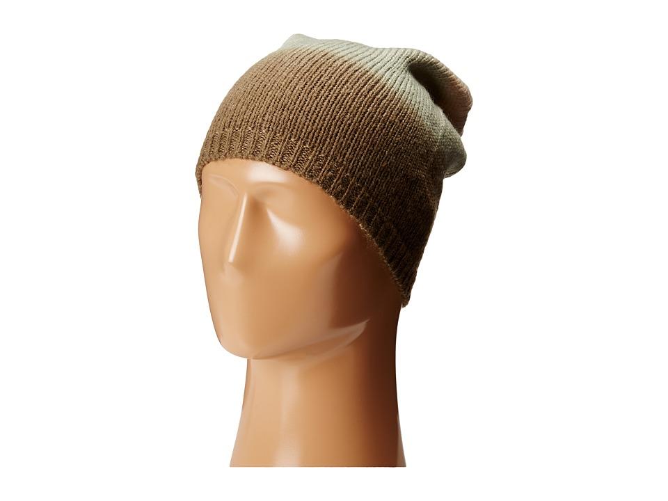 Michael Stars - Softest Ombre Slouch Hat (Glacier) Caps
