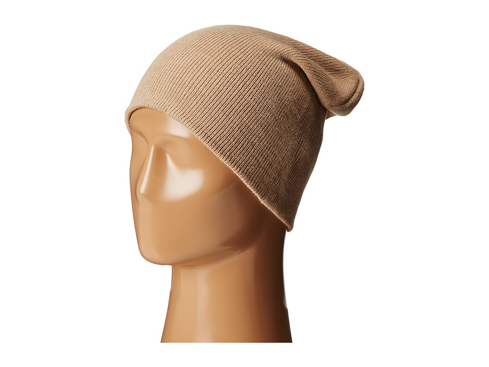 Michael Stars - Not So Basic Slouch Hat (Sahara) Caps