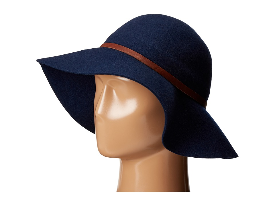 Michael Stars - Uptown Floppy Hat (Nocturnal) Caps