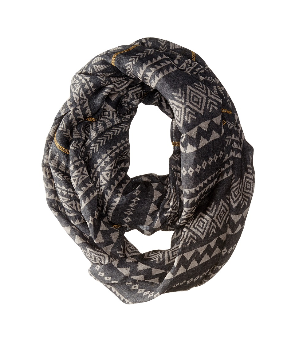 Michael Stars - Stitched On Eternity Scarf (Crescent) Scarves