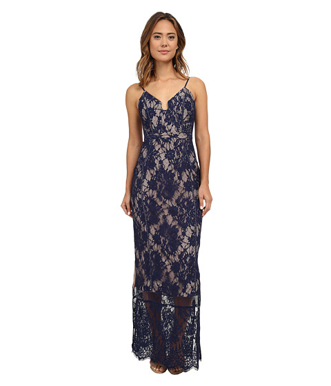 StyleStalker - Visions Maxi (Royal Blue) Women's Dress