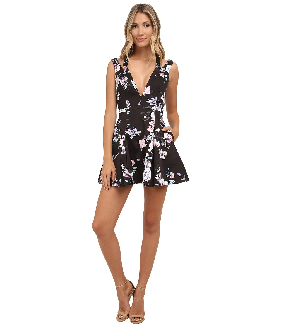 StyleStalker - Winter Garden Dress (Winter Garden) Women's Dress