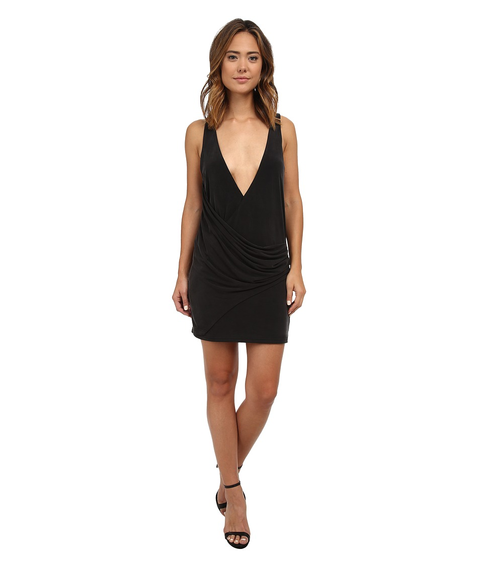 StyleStalker - Hideaway Dress (Black) Women's Dress