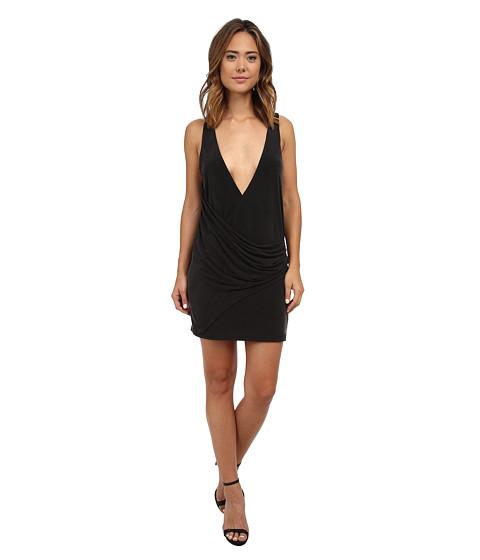 StyleStalker - Hideaway Dress (Black) Women