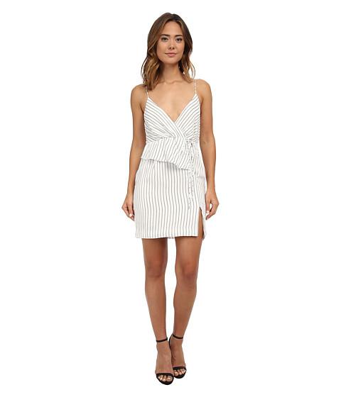 StyleStalker - Limitless Wrap Dress (Linear) Women