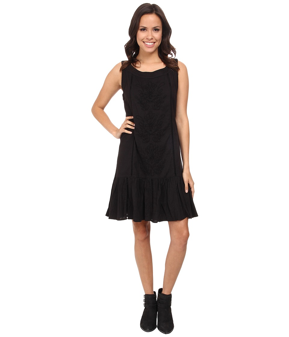 Double D Ranchwear - Sweet Betsy From Pike Dress (Black) Women's Dress