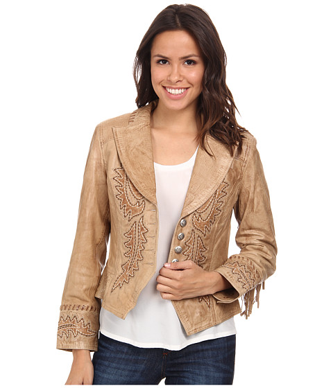 Double D Ranchwear - Frank's Boots Jacket (Tumbleweed) Women's Coat