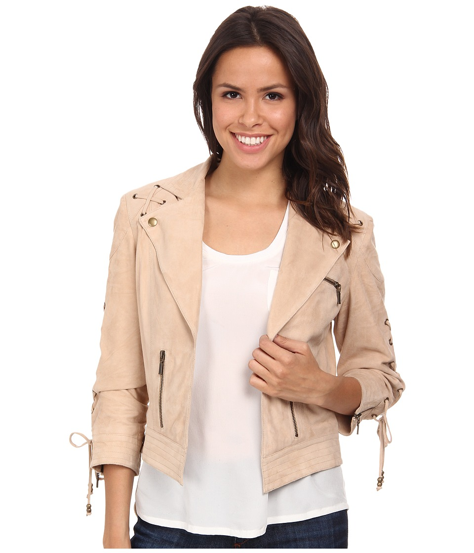 Double D Ranchwear - Directions Biker Jacket (Tumbleweed) Women's Coat