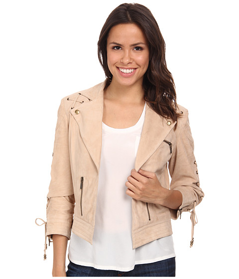 Double D Ranchwear - Directions Biker Jacket (Tumbleweed) Women