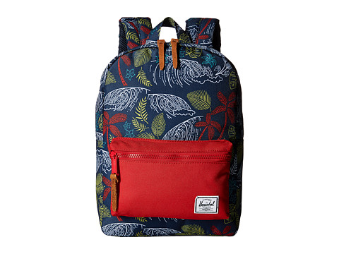 Herschel Supply Co. - Settlement Kids (Kingston/Red) Backpack Bags